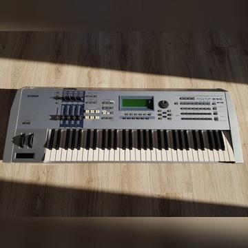 Yamaha MOTIF ES6 + futerał Romanowicz