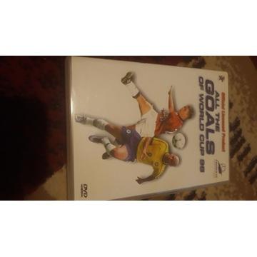 Mistrzostwa Świata Francja 1998 wszystkie gole DVD