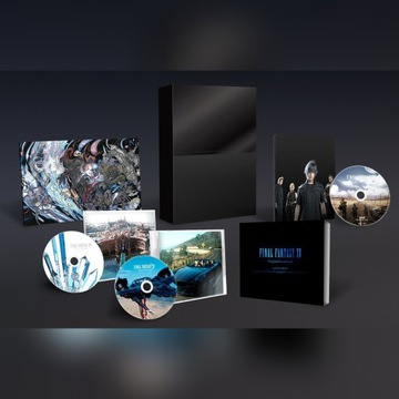 Final Fantasy XV - Soundtrack - Limited Edition