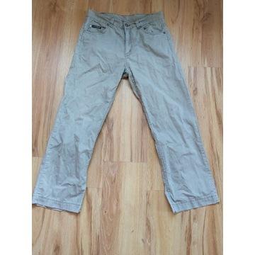 Spodnie męskie rozmiar S na około 165-170cm