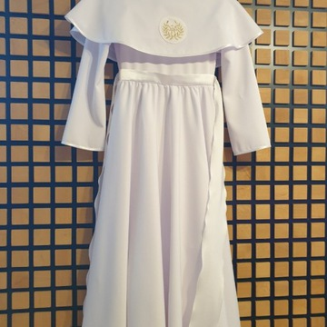 Sukienka komunijna 134/140