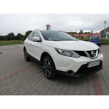 Nissan Qashqai 1.6 dci polski salon pełen serwis