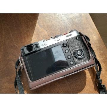 Aparat Fujifilm Fuji bezlusterkowiec x100f
