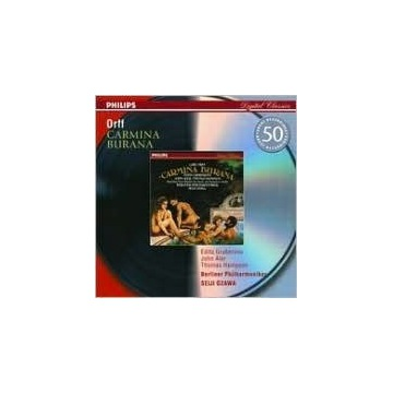 Orff: Carmina Burana Berliner Philharmoniker