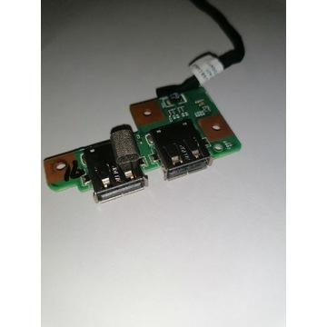 Port USB Medion Akoya P7618 E1274 P7615 E7216