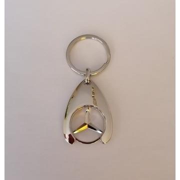 Brelok Mercedes Benz - prezent