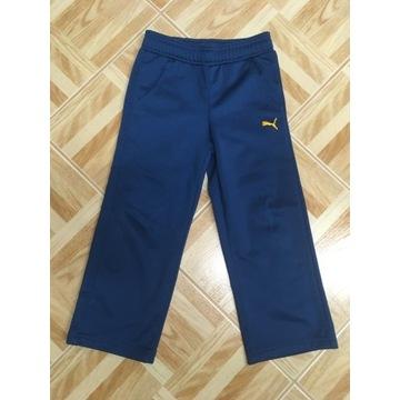 Spodnie dresowe chłopięce PUMA  r. 104 / 4 lata