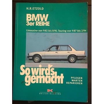 BMW 3  książka modele od 1982