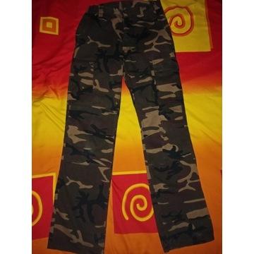 Spodnie moro Solognac xs