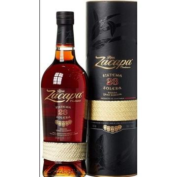 Rum ZACAPA 23 letni w tubie !!! Oryginalny