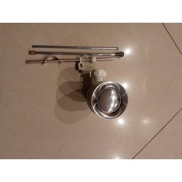 Korek umywalkowy automatyczny Deante,Kuchinox,Fero