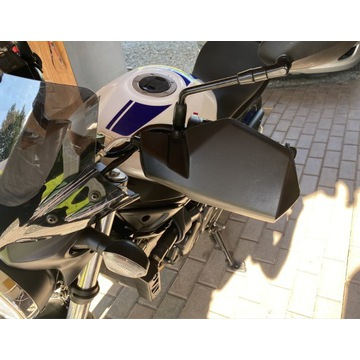 Handbary osłony manetek Suzuki sv650A 2016 sv650