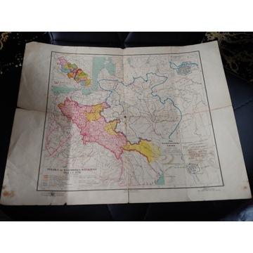 Mapa za Kazimierza Wielkiego