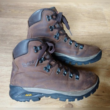 Olang buty trekkingowe Logan 85 r. 39 VIBRAM SKÓRA