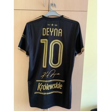Kazimierz Deyna-Okolicznościowa koszulka Legia