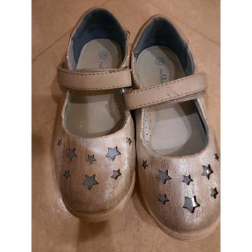 Buty dziewczęce,  baleriny rozmiar 29