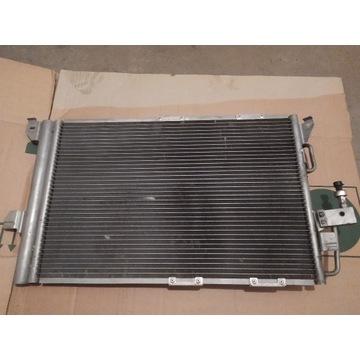 Chłodnica klimatyzacji  Nissens +czujnik OPEL
