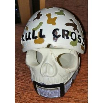 Kolekcjonerska popielniczka czaszka
