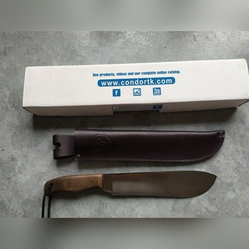 Nóż Condor Ironpath Bolo
