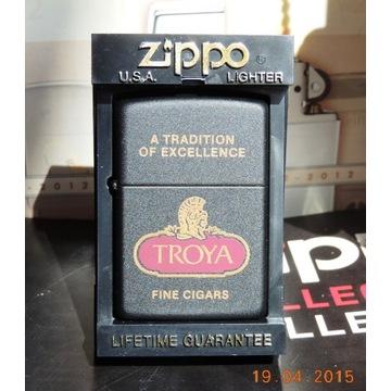 NOWA ZIPPO  TROYA Fine Cigars  # 11