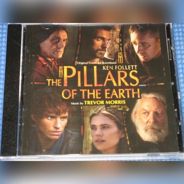 TREVOR MORRIS THE PILLARS OF THE EARTH