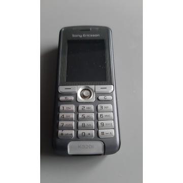 Telefon komórkowy Sony Ericson K320i