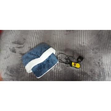 ogrzewacz/ocieplacz/ termofor stóp