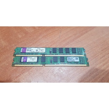 KINGSTON ddr3 1GB 1333Mhz