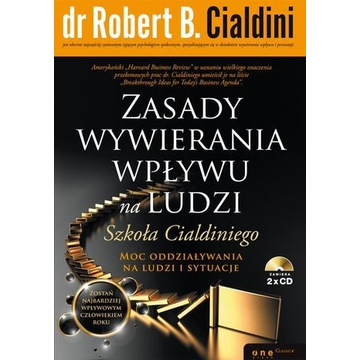 Zasady wywierania wpływu na ludzi +CD - R Cialdini