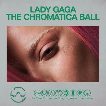Lady Gaga Paryż 2 Golden Circle Early Entrance