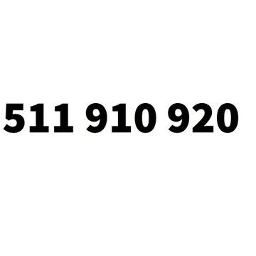 511 910 920