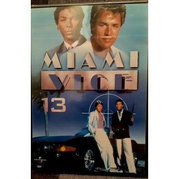 Miami Vice 13 DVD odcinek 25 i 26