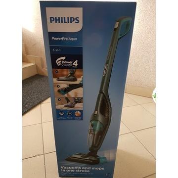 NOWY Odkurzacz bezprzewodowy 3w1 Philips FC6409