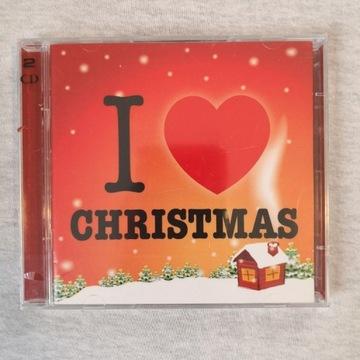KOLĘDY I PIOSENKI NA ŚWIĘTA [2CD] I LOVE CHRISTMAS