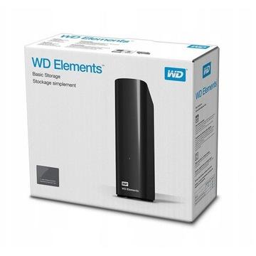 Dysk zewnętrzny WD Elements Desktop 10TB USB 3.0