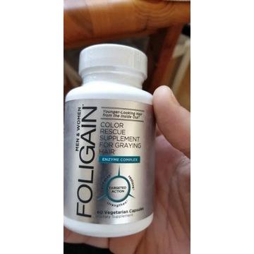 Foligain odsiwiacz na siwe włosy /odwraca siwienie