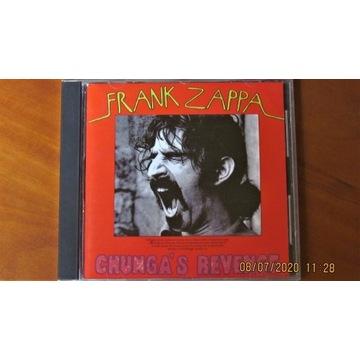 Frank Zappa  Chunga's Revenge  CD