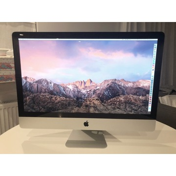 iMac 27' 2011 (3,4GHz i7, 32GB, HDD+SSD) FVAT