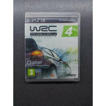 WRC 4  *Playstation 3