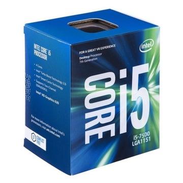 Intel Core i5 7500+mobo+16gb ram ddr4