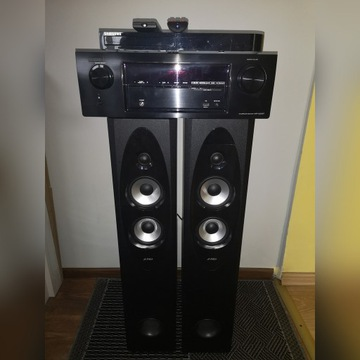 ZESTAW KINA DOMOWEGO DENON AVR-X520BT