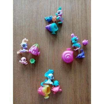 My Little Pony morskie miniaturki