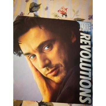 Jean Michel Jarre Revolutions vinyl niemieckie1988