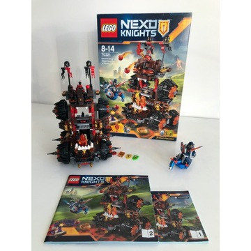 Lego Nexo Knights 70321 - General Magmar's Machine