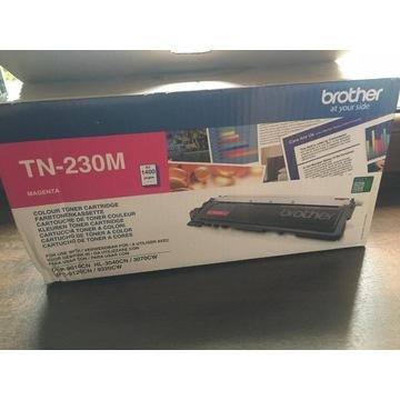 Toner Brother TN-230M TN-230 1400 stron MAGENTA