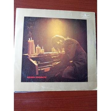 """Czesław Niemen""""Enigmatic"""" 1wyd.stereo."""