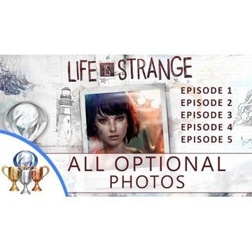LIFE IS STRANGE ALL EPOSIDE PC KEY + 2 GRY BONUS