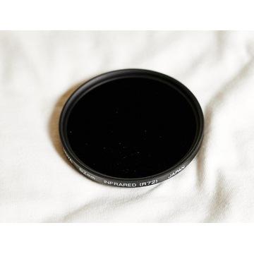 Filtr Hoya R72 62mm podczerwień infrared