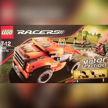 LEGO 8162 RACERS Motor Action zestaw kompletny
