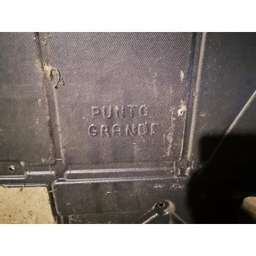Osłona silnika Fiat Grande Punto